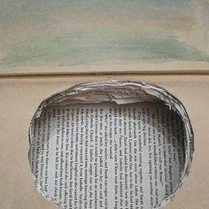 Mini Garden in a Book