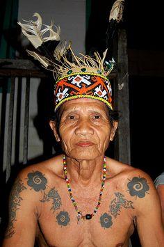 Dayak Tattoo