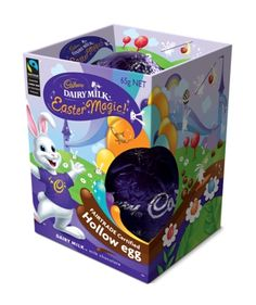 I like to enjoy an ethical Easter, guaranteeing that my chocolate eggs do not come from slave labour :)