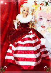 Peppermint Princess Barbie 1994