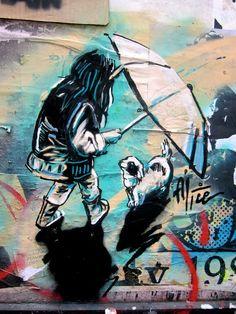 Street #Art, Alice Pasquini