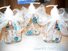 Personalized Hand Sanitizer @ Lauras Crafty Life ~ 'tis the season for colds....