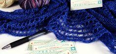 Handmade clothing care tag