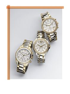 Michael Kors Chronograph Watches #Nordstrom #NSale