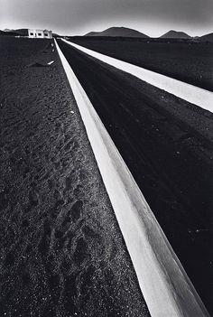 Lanzarote, 1975, By Jeanloup Sieff