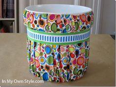paint bucket, idea, craft, dorm room, paint cans