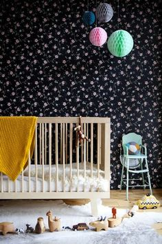 20 Modern Nurseries | Read More: http://www.stylemepretty.com/living/2014/06/17/20-modern-nurseries/