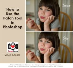 How To Use the Patch Tool in Photoshop - Photo Editing Tutorial via Jellybe