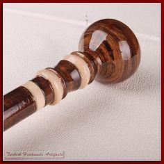Walking Cane Wooden Cane Walking Stick by HandmadeWalkingStick,