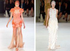 Alexander McQueen Fashion Radar: Ocean-Inspired SS12 Runways Looks