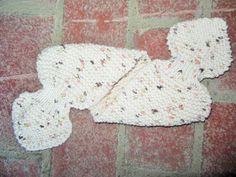 Knitworthy knitted Child Neckie / Scarf / Scarflette in Autumn Leaves #fall #autumn #winter #knit #necktie