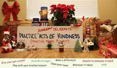 Kindness - Elf on the Shelf