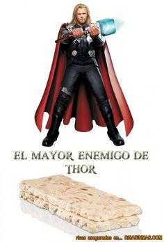 El mayor enemigo de Thor