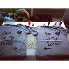 Cute t shirts boyfriend and girlfriend
