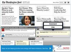 Review of The Washington Post iPad app