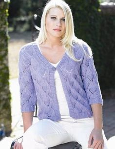 FREE Blissful Sunset Cardigan pattern - available on Craftsy.com zimmermansusan bliss, cardigan pattern, patterns, crochet, sunsets, craftsi, knit, yarnskathi zimmermansusan, bliss sunset