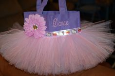 Purple & Pink Hello Kitty Dance Bag  www.facebook.com/TutuTotesByJodie