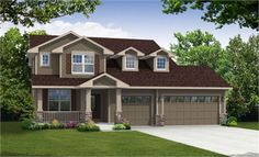 St. Croix F elevation in Quail Creek - Make your home your #dreamhome