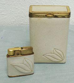 Princess Gardner Vintage Cigarette Lighter  $40.00