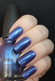 China Glaze  Tempest | #EssentialBeautySwatches | BeautyBay.com
