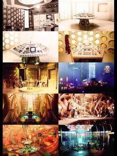 TARDIS interiors