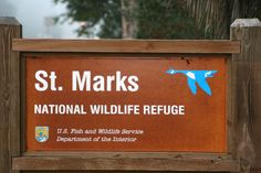 St. Marks National Wildlife Refuge: In addition to the St. Mark's Lighthouse, which was built in 1832 and is still in use today, there are several hiking trails. This unique refuge was established in 1931 to provide a wintering habitat for migratory birds. It is one of the oldest refuges in the National Wildlife Refuge System and encompasses 68,000 acres spread out between Wakulla, Jefferson, and Taylor counties along the Gulf Coast of northwest Florida.