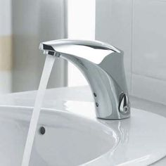 Hands-Free Faucet