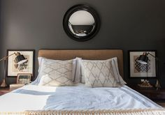 Before & After: At Home with HomeGoods - Fall Makeover 2014 - Lonny