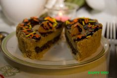 Vegan baby  Orange Poppy seed Vanilla  Cheesecake by VEGANLOTUS, $20.00