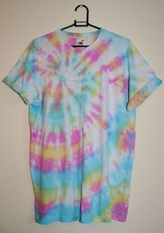 Tie dye tee Small or medium £16 FREE P&P!