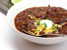 Easy and delicious chili recipe