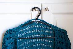 Hanging Tip - Put the hook through the tag! Genius!