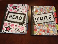 Cahier de lecteur et cahier d'écrivain