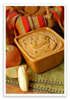 Fall Pumpkin Dip -  Sunshine's Review: I simply adored this recipe, and could not believe I hadn't come up with it myself, because it's so simple. It could be a new favorite thing, to be sure. Ginger snaps were the best thing to dip in it, but apples were good, and I bet Nilla Wafers would be good.