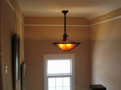 craftsman style light fixtures | Arts Crafts Style Lighting Holland Mission Chandelier Ragsdale Home ...