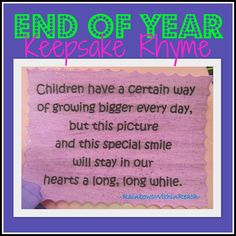 RainbowsWithinReach: End of the Year Keepsakes + Rhymes