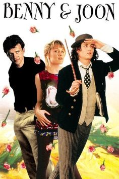 Benny and Joon... The beginning of my love for Johnny Depp.