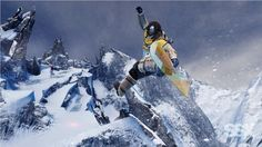 Moby in SSX 2012