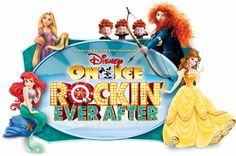 DISNEY ON ICE: ROCKIN' EVER AFTER GIVEAWAY!!! Coloring Contest and Giveaway!!
