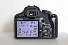 Camera tutorial!