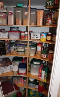 Six Tips to an Organized Pantry | via Meal Planning Magic