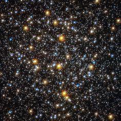 Globular cluster NGC 6362.