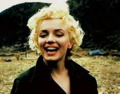 Can't wait for the new movie about her! Marilyn 1954.