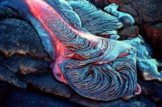 colorful.lava flow