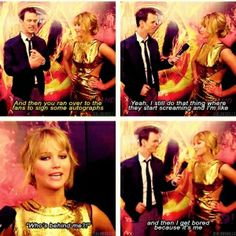 jennifer lawrence funny - Google Search