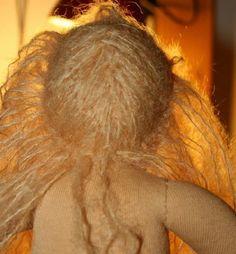 WALDORF DOLL TUTORIAL – The hair