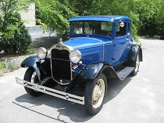 Ford : Model A 5 Window Coupe with Rumble seat 1930 Ford Model A 5 Window Coupe with Rumble seat - new restoration NO RESERVE - -SRhttp://www.legendaryfind.com/carsforsale/ford-model-a-5-window-coupe-with-rumble-seat-1930-ford-model-a-5-window-coupe-with-rumble-seat-new-restoration-no-reserve/