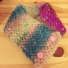 Woven stitch