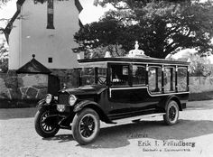 Vintage Hearses, Funeral Coaches and Flower Cars