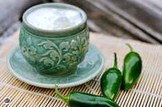 Jalapeno Coconut Oil Sore Muscle Rub